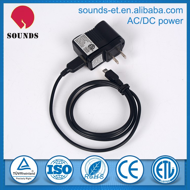 5V 500mA Switching Power Adapter