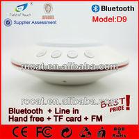New product led light bluetooth speaker
