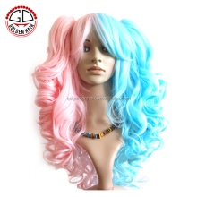 High Quality Female Synthetic Ponytail Cosplay Wig