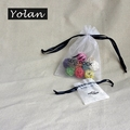 wholesale Fit wedding favours organza bag