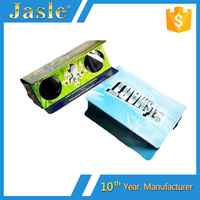 Promotional Customer Logo Folding Disposable Cardboard Paper Binoculars