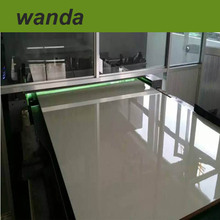 high gloss UV mdf sheet from China factory