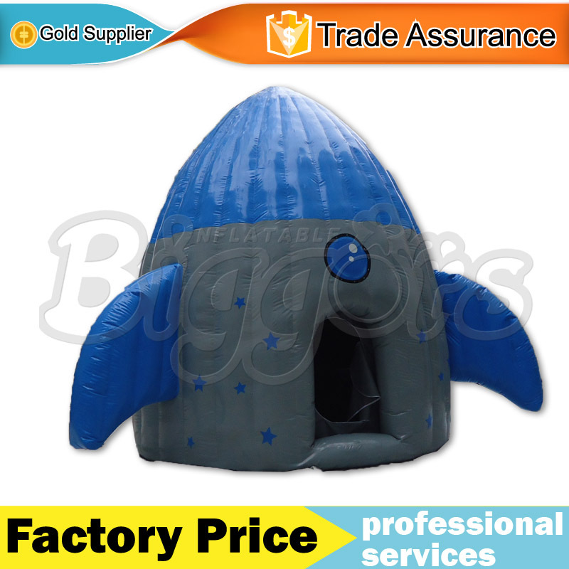 Custom PVC Inflatable Disco Dome Bouncey Castle Tents for party