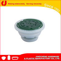 Food grade 24mm Vodka olive oil bottle plastic screw cap