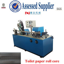 Automatic kraft toilet paper roll core maker machine