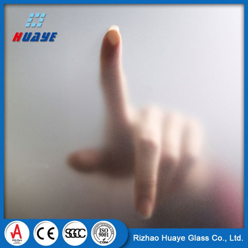 4mm 5mm 6mm clear frosted glass plate