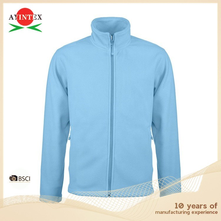 OEM high quality polar fleece jacket