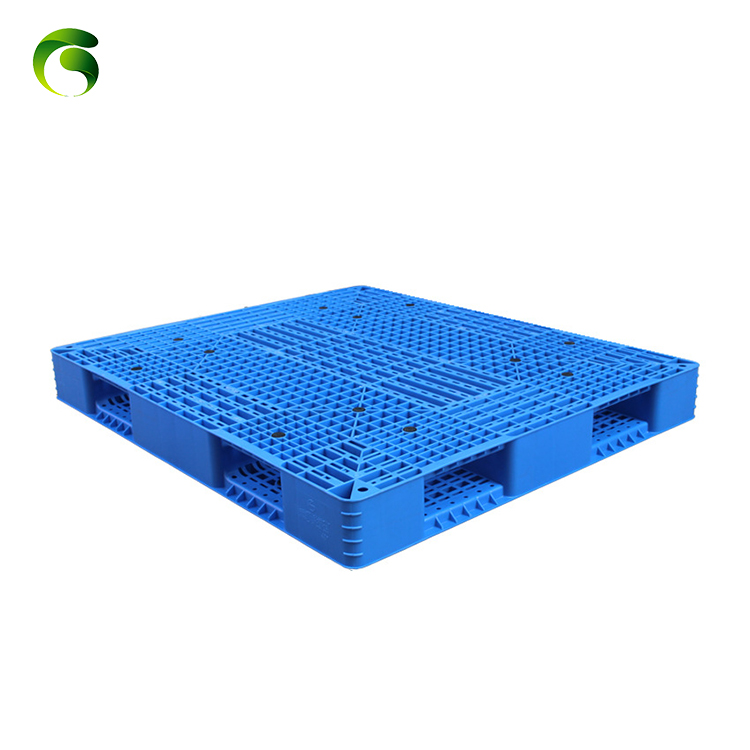 2020 year Green brand plastic 1200 <strong>x</strong> 1200 pallets production line heavy duty stacking warehouse pallet suppliers