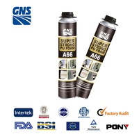 super strong pu spray foam/pu foam sealant