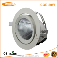 Model andy Newest 20W Epistar led downlight cob light