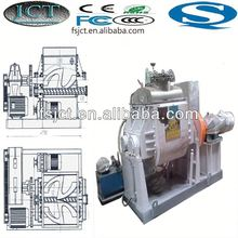 high quality and multi functional kneader making machine used for indonesia rubber fender NHZ-500L