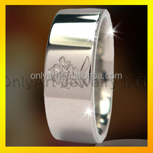 Best selling photo jewelry cheapest lucky stone finger rings for girls