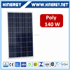 Solar Panel 140w Made In China Cheap for Solar Panel System 10000w