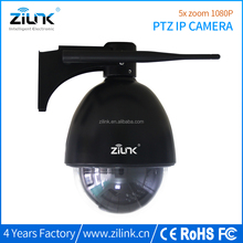 ZILINK DH46H PTZ dome IP camera wifi security Dome Camera wireless