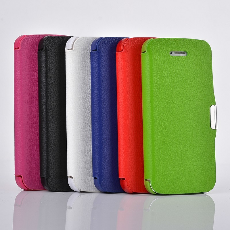 Magnetic Flip Leather Case For Samsung Galaxy Note 3 N9000/Note 2 N7100