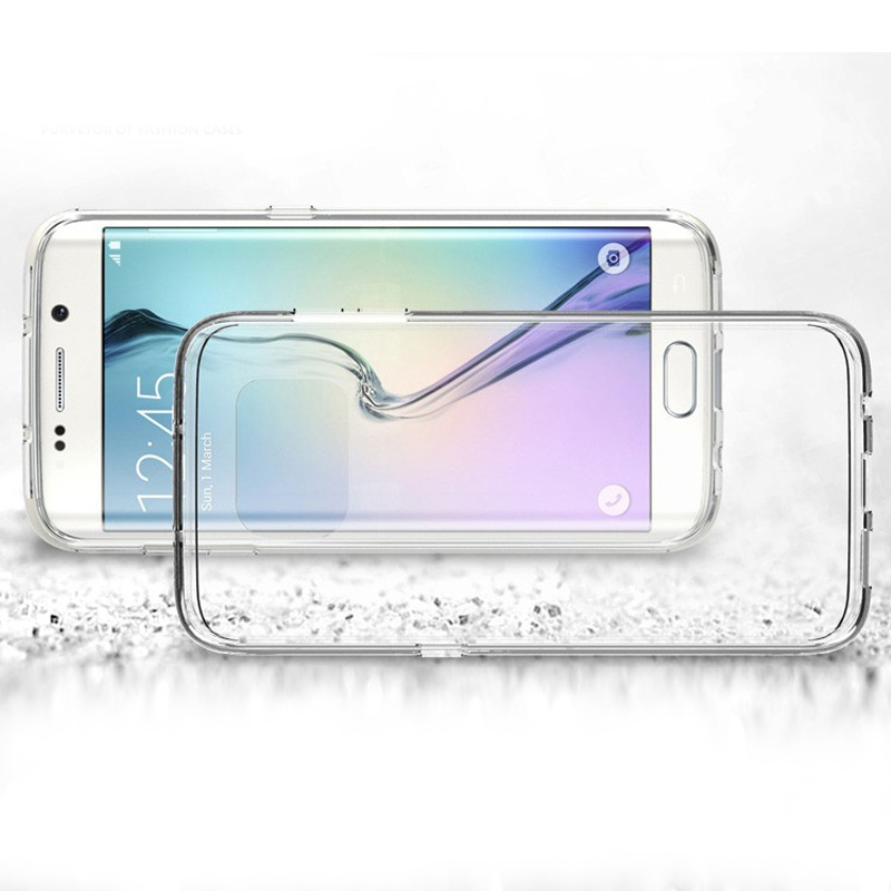 Clear Waterproof Case For Samsung Galaxy S4 Mini Cover 3D