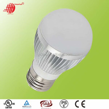 3 years warranty ,5w energy saving citizen commercial using plastic and aluminium led bulb