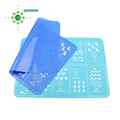 Custom Eco-Friendly Oven Pan Liners Non Stick Silicone Baking Mat Private Label
