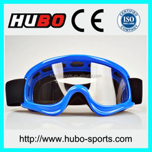 CE standard custom logo motorcycle eye protection made in China