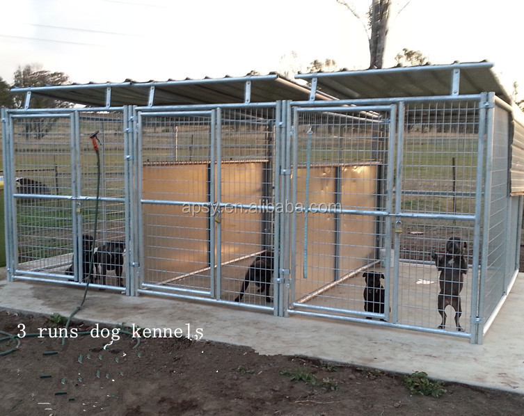 adjustable pet enclosure panel fencing outdoor heavy duty dog run kennel