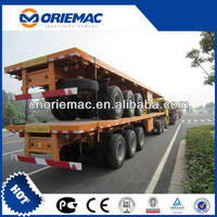40 Feet Container Semi Trailer Low