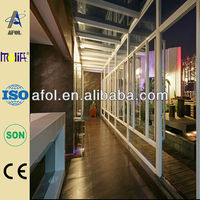 AFOL Windows Aluminum Window Used In Commercial Windows