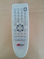 EARTHMA UNIVERSAL ONE FOR ALL REMOTE URC-ER226 BLACK-FOR TVS, DISHTVS