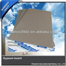 1200x2400 Regular Gypsum Plasterboard Ceiling Drywall