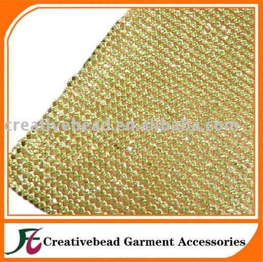 Favorites Compare 24 rows plate golden plastic mesh trimming without rhinstone Dress My Cupcake ,Wedding Decorations, Party Supp