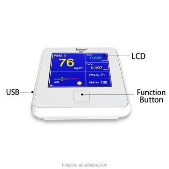Langder Good Quality PM2.5 Detector Air Quality Monitor