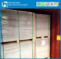 white coated duplex paperboard