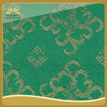 Top quality double color jacquard carpet for residential use