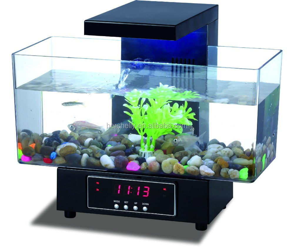 Wholesale aquarium with filter online buy best aquarium for Desktop fish tank
