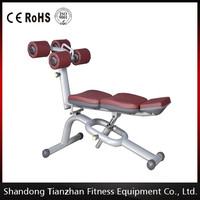 Free weight Adjustable Abdominal Bench/Commercial fitness equipment/body building exercise machine