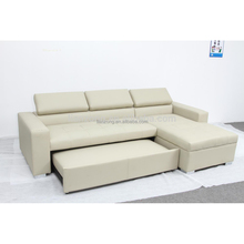 Luxury PU leather sectional sofa LZ725