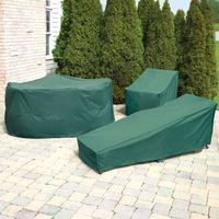 High Quality Cheap Waterproof Outdoor Chair Patio Garden Section Sofa Furniture Cover