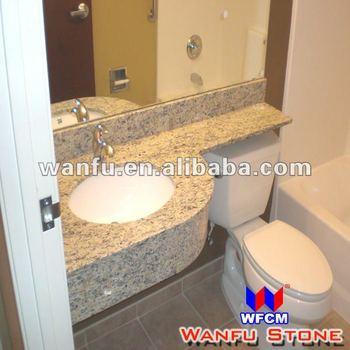 Giallo Cecilia Banjo Bathroom Sink Top