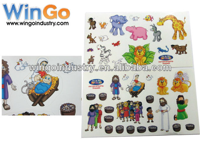 Custom Design kids book manufacturers in China