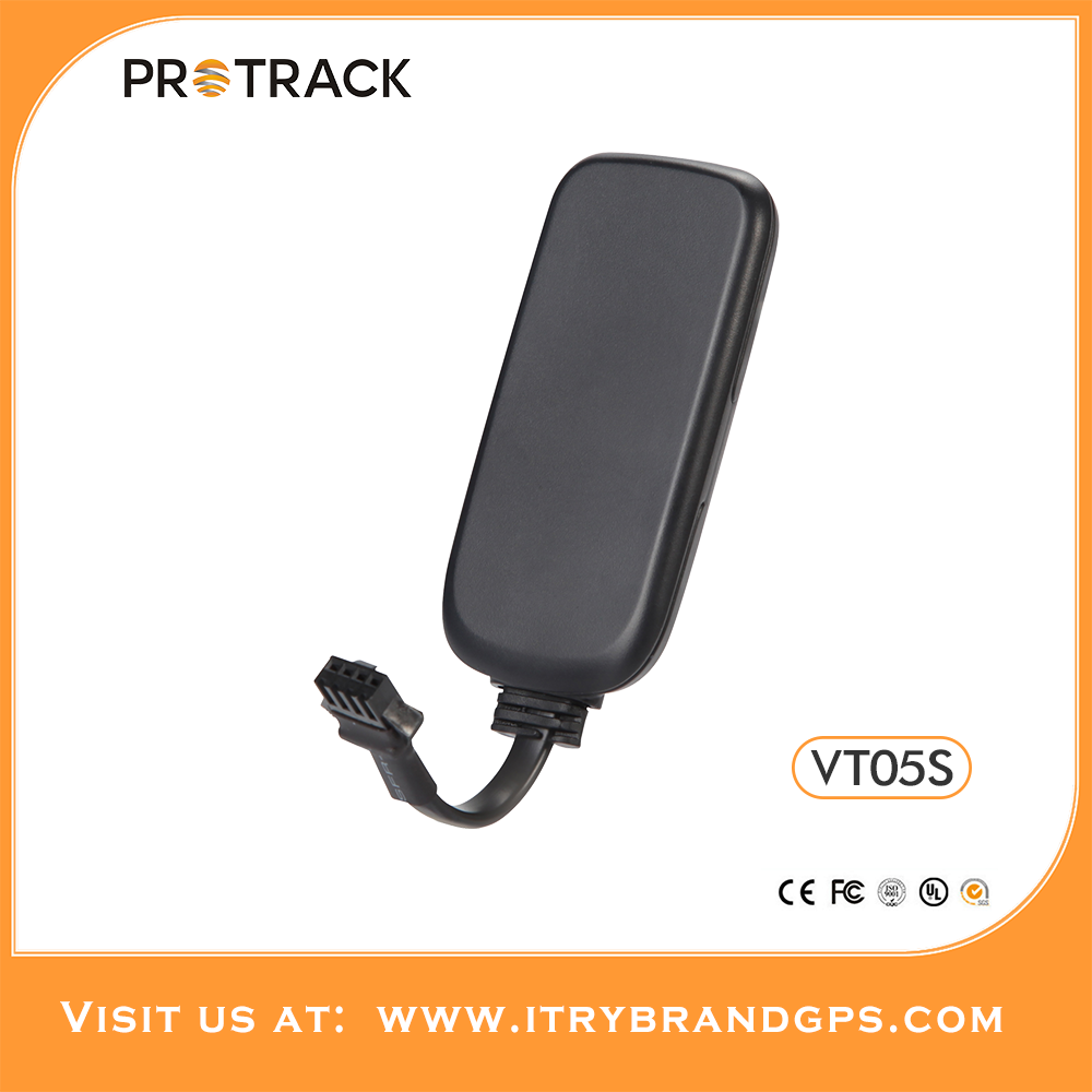 PROTRACK hotsale vehicle gps tracking system wholesale cut fuel car gps tracker with ios and android Apps VT05S