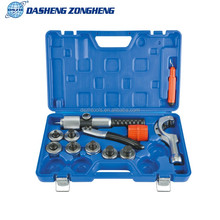 DSZH CT-300A Hydraulic Copper Tube Expander Refrigeration Tools Kit 7 Heads