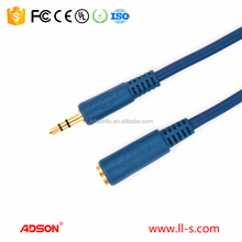 adson extension male to female 3.5mm audio cable for android tv box