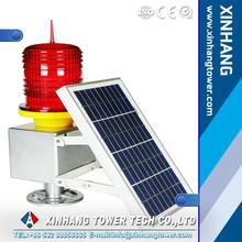 China Cheap Reusable colorful red aviation obstacle light for power tower