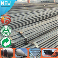 China Supplier steel structure large span building high yield reinforced deformed steel bar