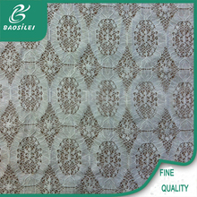 Wholesale turkish white fabric dry lace