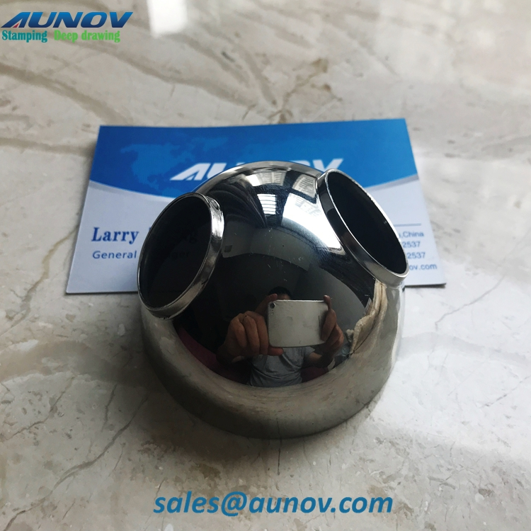 16 year experience aluminum deep drawing parts