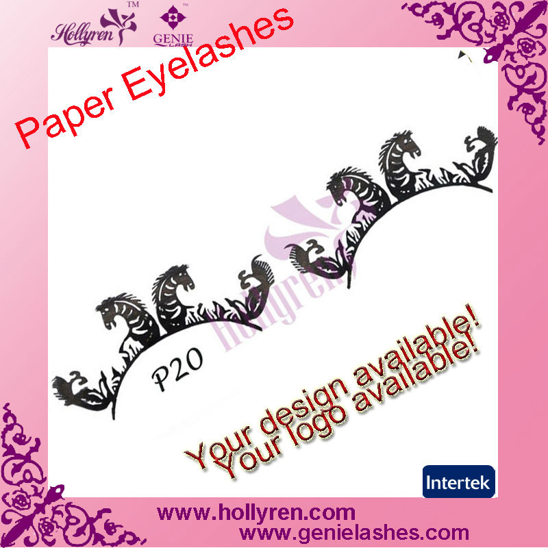 Chinese Paper Cutting Eyelashes,New Private Label Paper Lashes