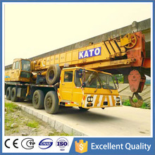 Five Function Level KATO Truck Crane Used Construction Machinery in Dubai