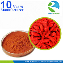 Pure natural organic goji berry wolfberry extract