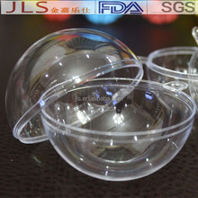 Dia 50MM clear Christmas ornaments