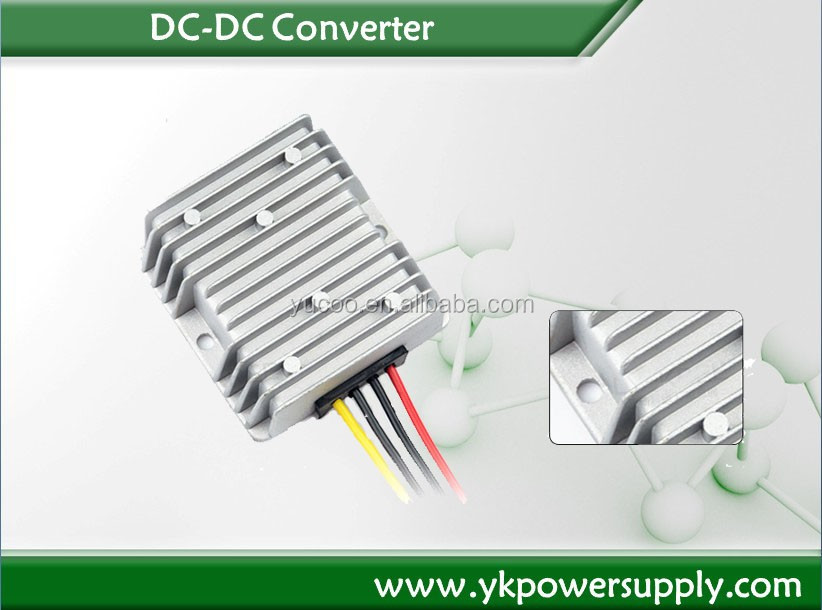 Power supply waterproof 12v 10A dc dc